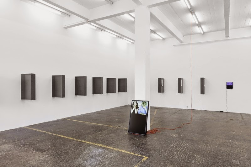 """Darknet"" at Kunst Halle Sankt Gallen"
