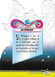 MLP Big Mac Series 4 Trading Card