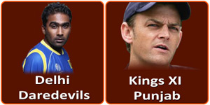 KXIP Vs DD is on 16 May 2013.