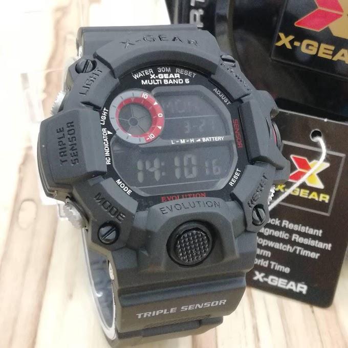 X-Gear Watch 100% Original Hongkong