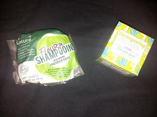 shampooing solide lamazuna douce nature zero dechet savon