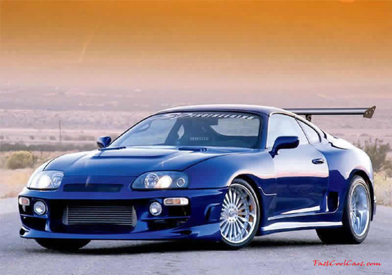Best Sports Cars: Toyota Supra Fast 2011Cars Images