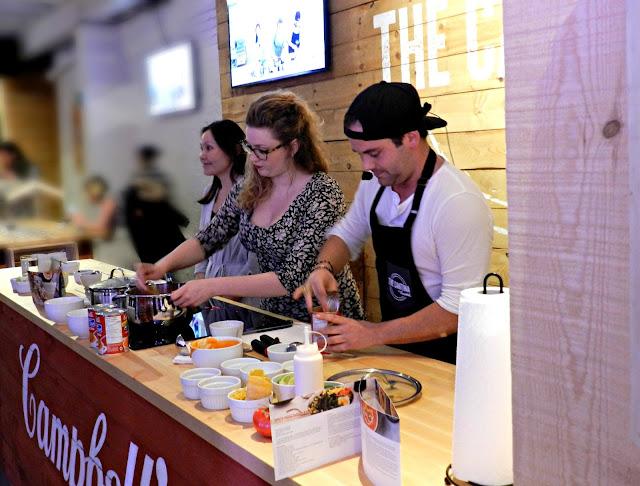 Campbells Soup Restaurant Matt Dean Pettit toronto chef