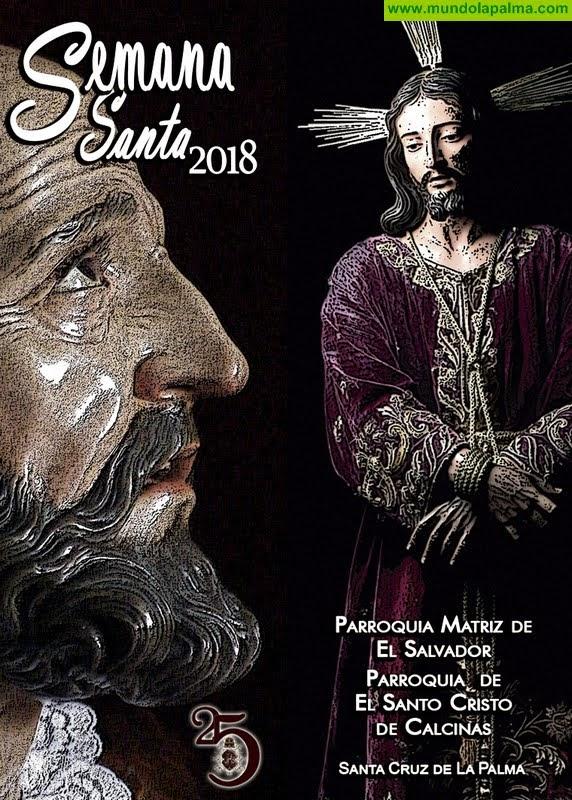 Programa de Semana Santa de las Parroquias de El Salvador y Santo Cristo de Calcinas