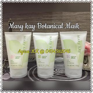 Mary kay Botanical Mask