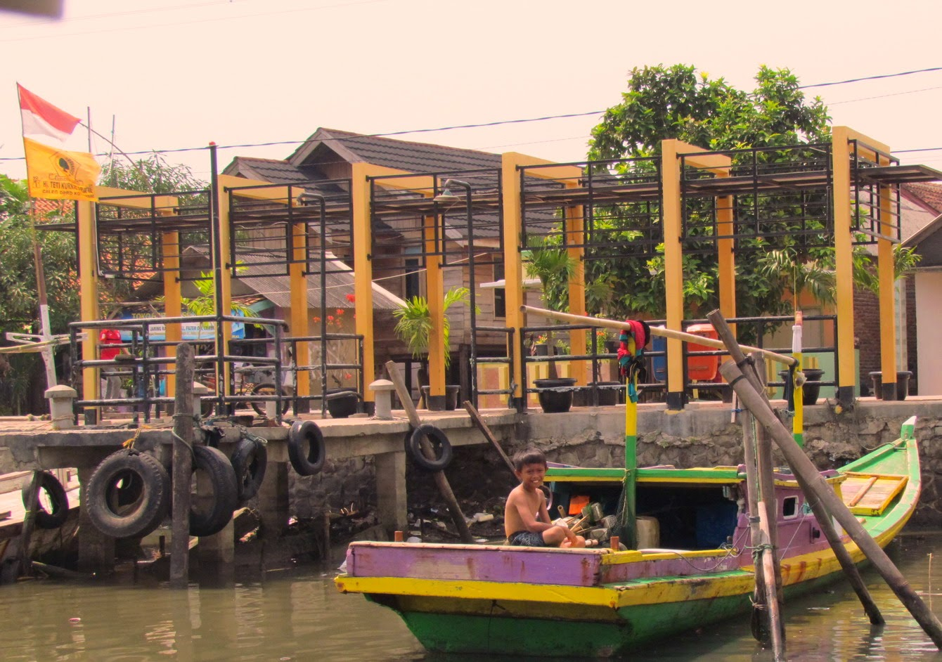 Field Trip Study Report: Fisheries as a Potential sector to