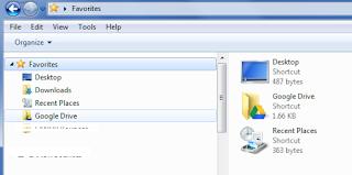 Cara sync data lagu di Google Drive ke komputer