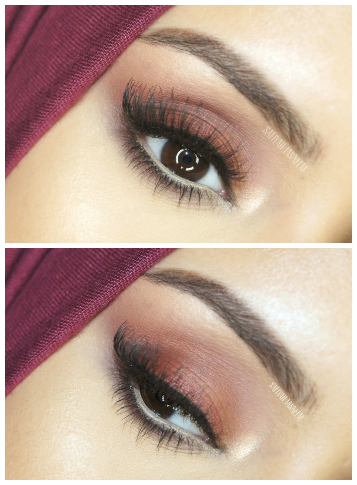SAFIYAH TASNEEM : Sunday Swatches: NYX Lid Lingerie Review