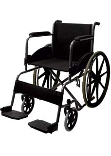 Modified Black Magic Wheel Chair