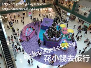 新城市廣場聖誕裝飾2018