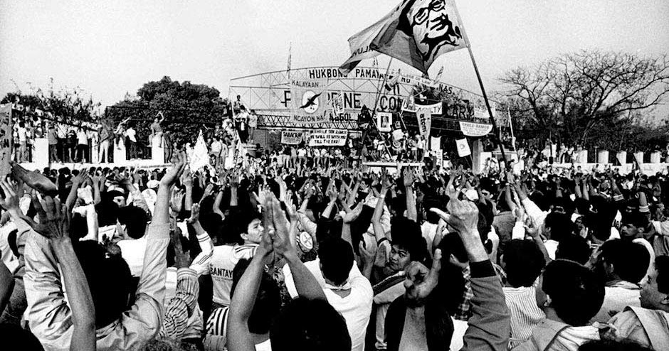 the edsa revolution essay The first installment of this essay discussed how then-president corazon cojuangco aquino failed to deliver on the promises she made on the campaign trail when she was running for the presidency.
