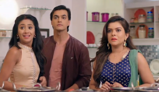 Yeh Rishta Kya Kehlata Hai: Aryan's new Dirty Move Along With Raghav Against Naira !!