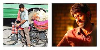 Hritik Roshan Selling Food