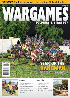 Wargames, Soldiers & Strategy, 89, Mar-Apr 2017