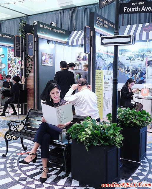 In Style • Hong Kong Expo at Mandarin Oriental Hotel, Kuala Lumpur