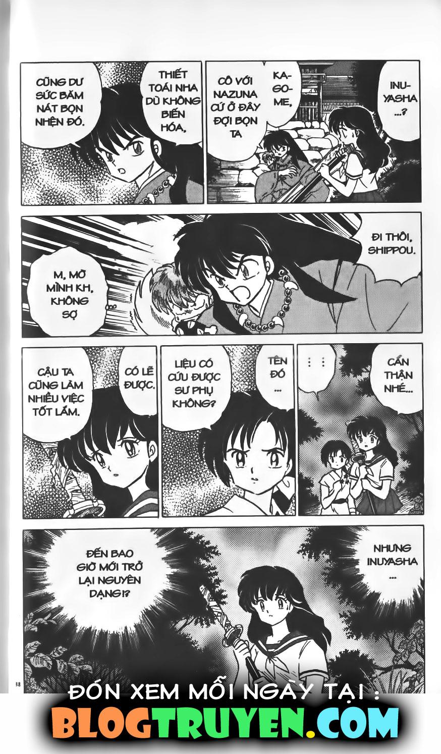 Inuyasha vol 05.2 trang 13