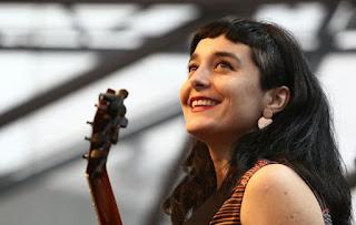 La Chilena Camila Meza ofrecerá dos conciertos en el Centro Botín de Santander - España / stereojazz