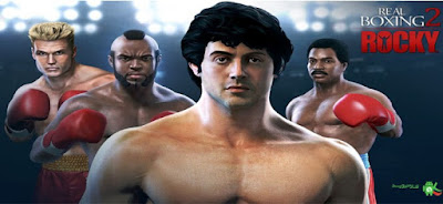 Real Boxing 2 ROCKY Mod Apk + Data Download