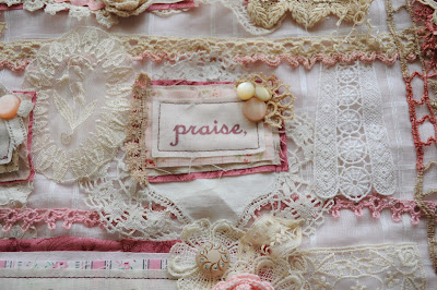 Faith, Grace, and Crafts: Pearls and Lace Thursday #128