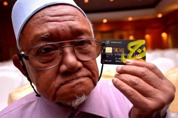 Tabung Haji lancar Kad Debit Mastercard