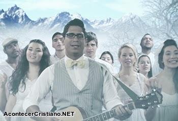"Daniel Calveti presenta el video clip del tema ""Ven"""