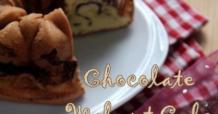 Bittersweetspicy Chocolate Walnut Cake