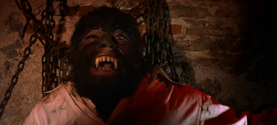 The Mark of the Wolfman The Oak DriveIn LA MARCA DEL HOMBRE LOBO aka THE MARK OF THE