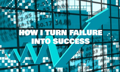 How I Turn Failure Into Success, How, I, Turn, Failure, Into, Success, blog, Market, Easy, Earn, Quick, Money,  Rich, People, Mindset, Learn