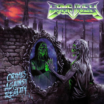 Game Over - Crimes Against Reality - cover album - 2016
