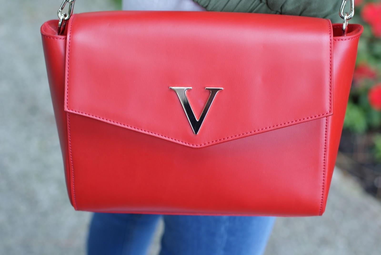 borsa con iniziale V, Vittorio Virgili bag on Fashion and Cookies fashion blog, fashion blogger style