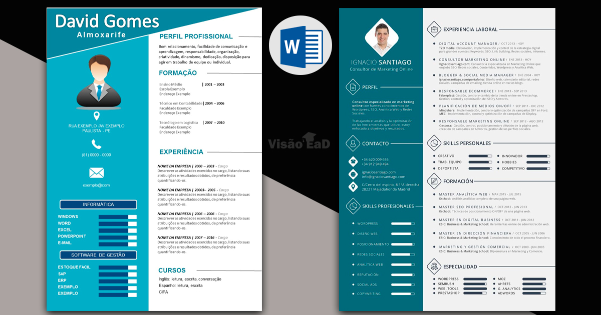 modelodecurriculodownload curriculo prontos t