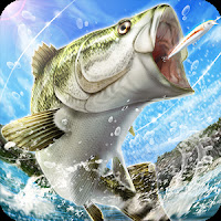 Bass Fishing 3D II APK MOD Unlimited Money + Unlocked