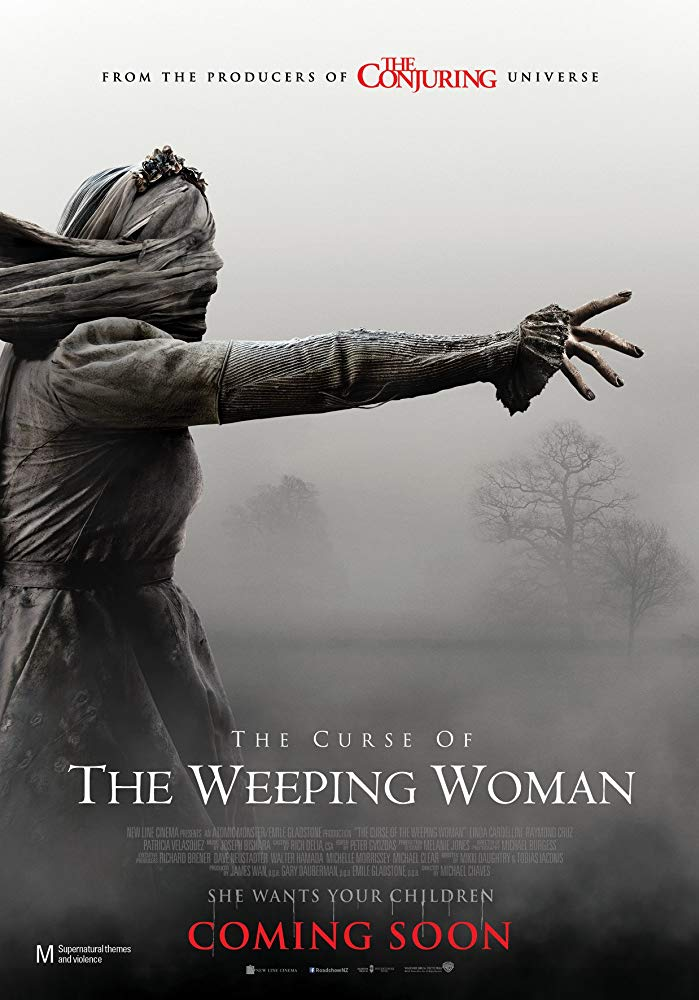 The Curse of The Weeping, The Curse of La Llorona, Movie Review by Rawlins, James Wan, Horror, Thriller, Rawlins GLAM