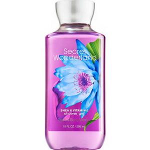 Gel tắm giữ ẩm mịn da mỹ phẩm xách tay bath and body works secret wonderland của Mỹ
