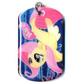 MLP Fluttershy My Little Pony the Movie Dog Tag