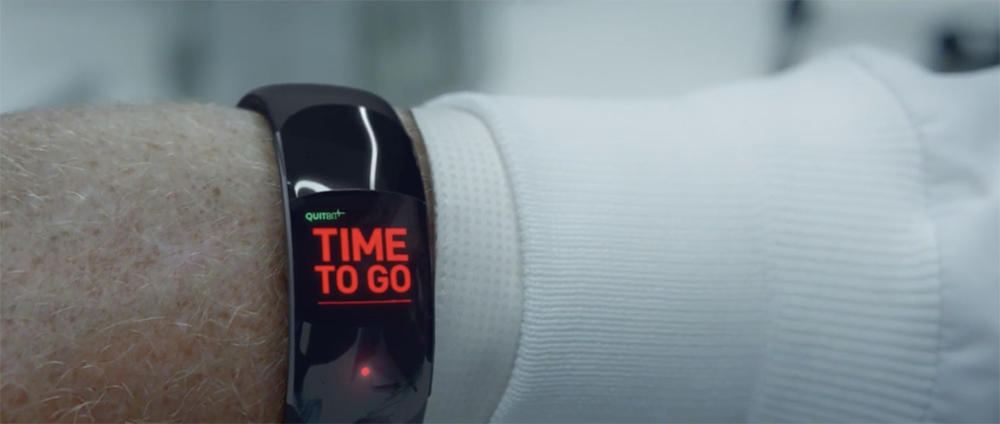 Toronto's Union Creative Introduces A New Wearable That Counts Down The Days Until You Die