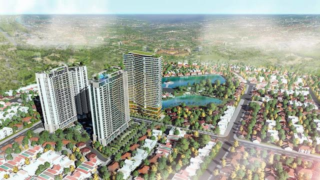 Aqua Park Bắc Giang – nâng tầm giá trị cuộc sống