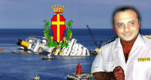 Cateno De Luca come Schettino?