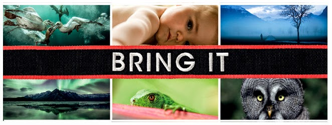 "Canon Announces the ""Bring It"" Consumer Marketing Campaign"