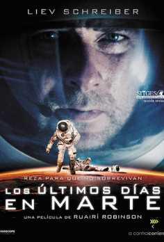 Los últimos días en Marte (2013) Online Español latino hd
