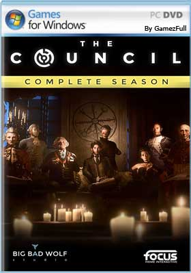 DescargarThe Council pc full español por mega y google drive /