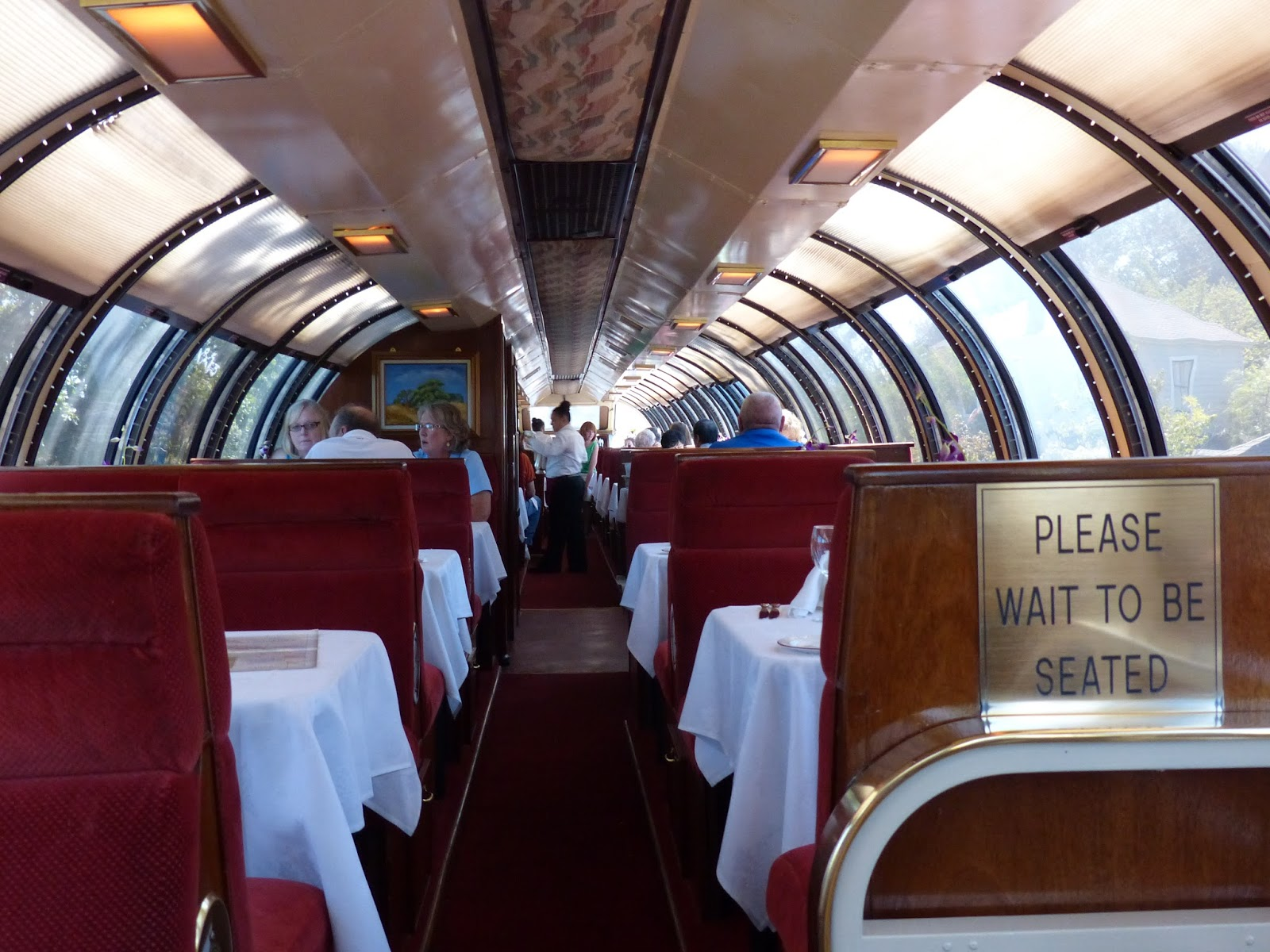 Ruby And The Big Bear Express Go West Wine Train Napa