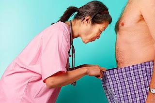 Sintomas de diabetes en hombres
