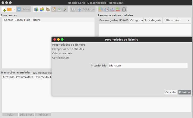 HomeBank Ubuntu
