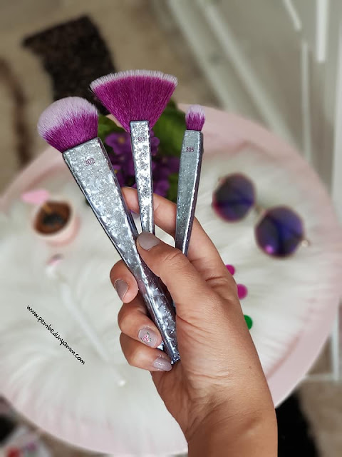 real techniques brush crush volume 2 fırçalar