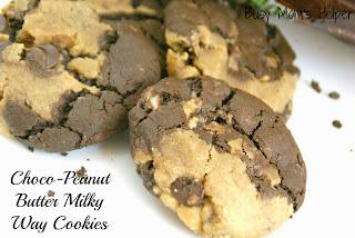 Dark Chocolate Vanilla Cookies