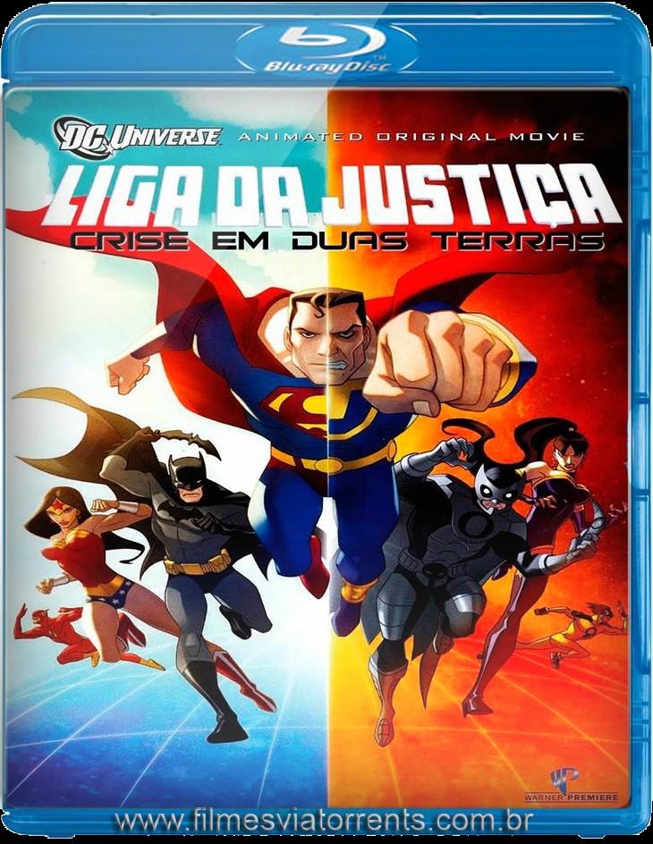 Liga da Justiça Crise em Duas Terras