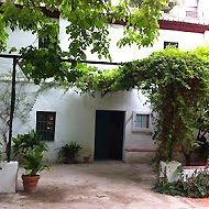 Cycling in Granada on a Bike Tour and seeing Federico Garcia Lorca's home