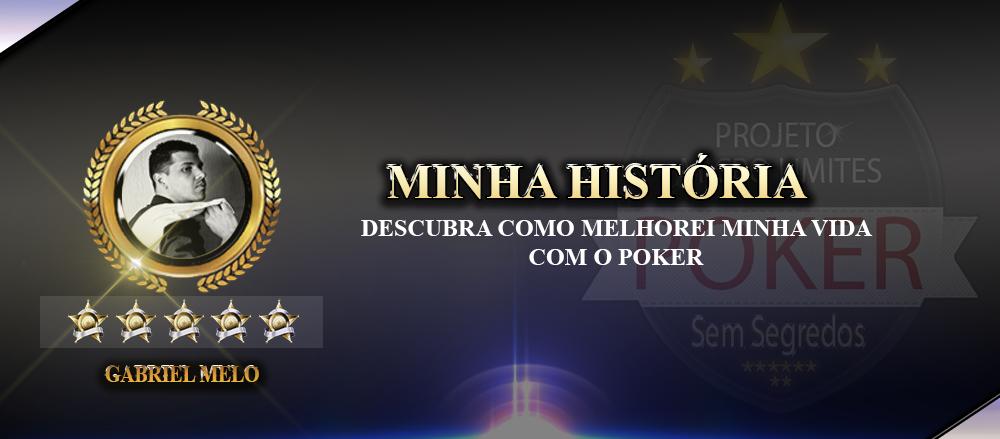 Minha História com o Poker - Poker Sem Segredos
