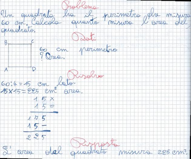 Didattica Matematica Scuola Primaria Dallarea Alla Misura